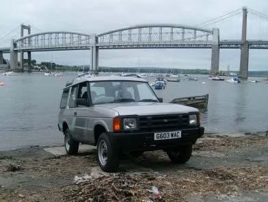 Range Rover 1988