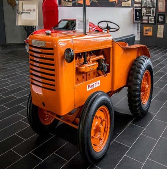 Lamborghini tractor