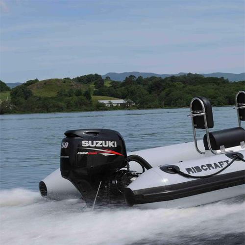 Suzuki outboard boat motor