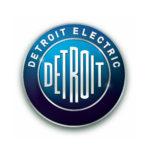 Detroit Electric Car logos