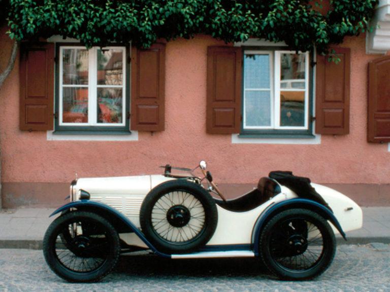 1930 BMW Westberg DA3