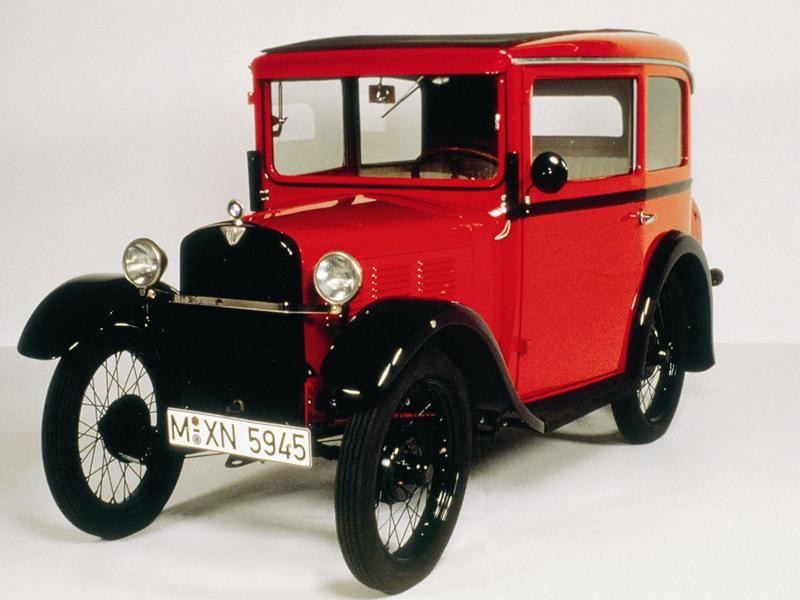 BMW Dixi 1927