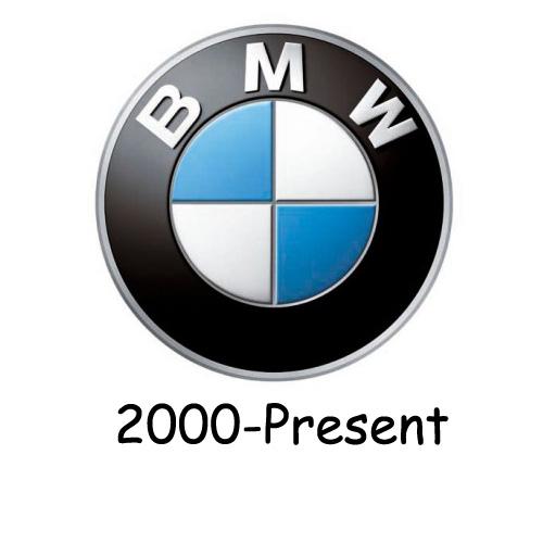 BMW logo 2000-Present