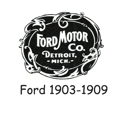Ford 1903-1909