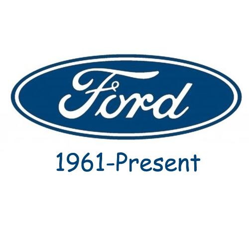 Ford logo 1961-Present