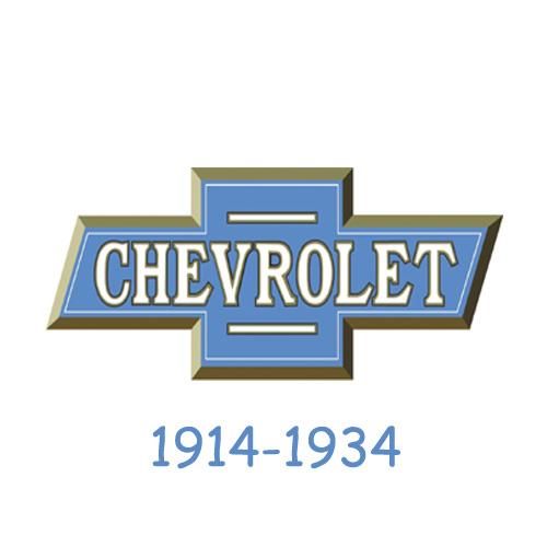 Chevrolet 1914-1934