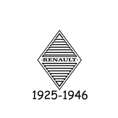 Renault Logo 1925-1946
