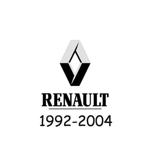 Renault logo 1992-2004