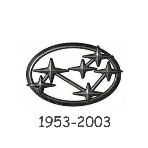 Subaru 1953-2003