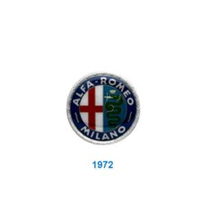 Alfa Romeo 1972 Logo
